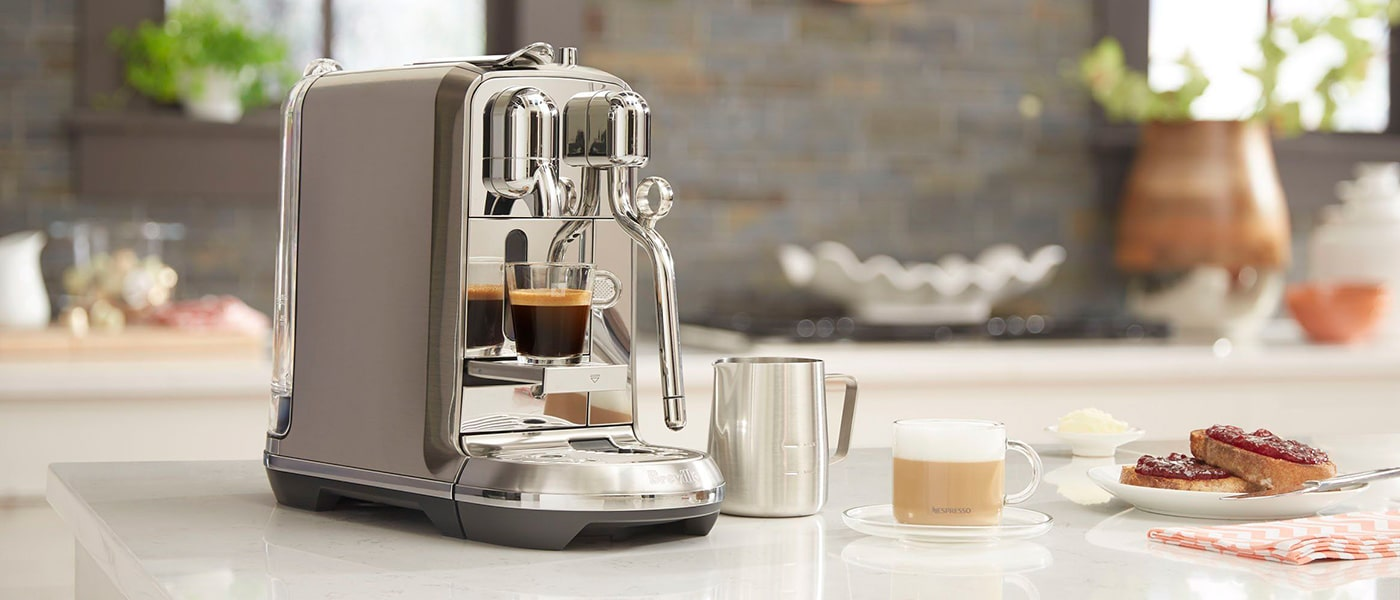 15 лучших капсульных кофемашин