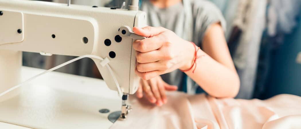 15 лучших швейных машинок для дома