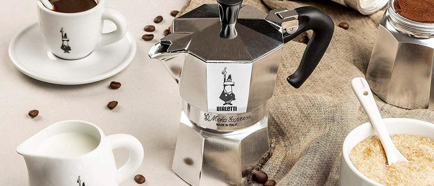 10 лучших гейзерных электрических кофеварок