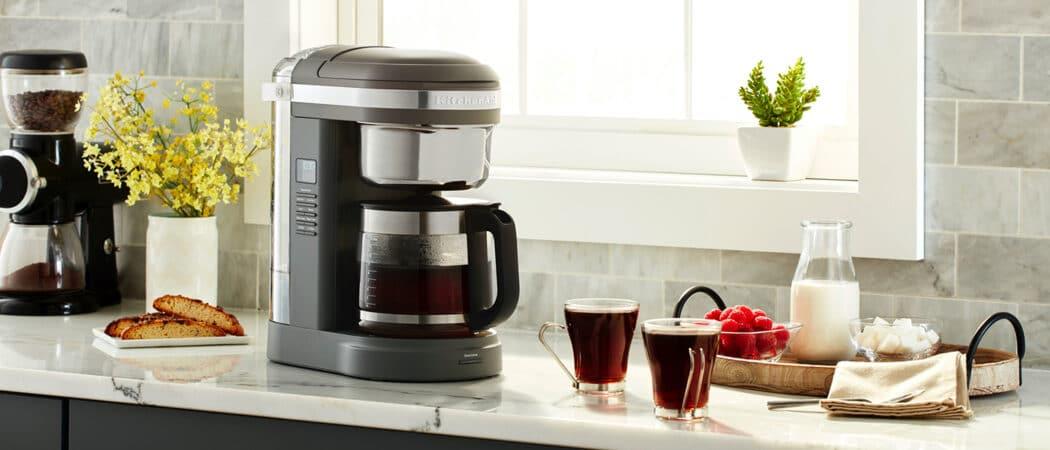 21 лучшая капельная кофеварка