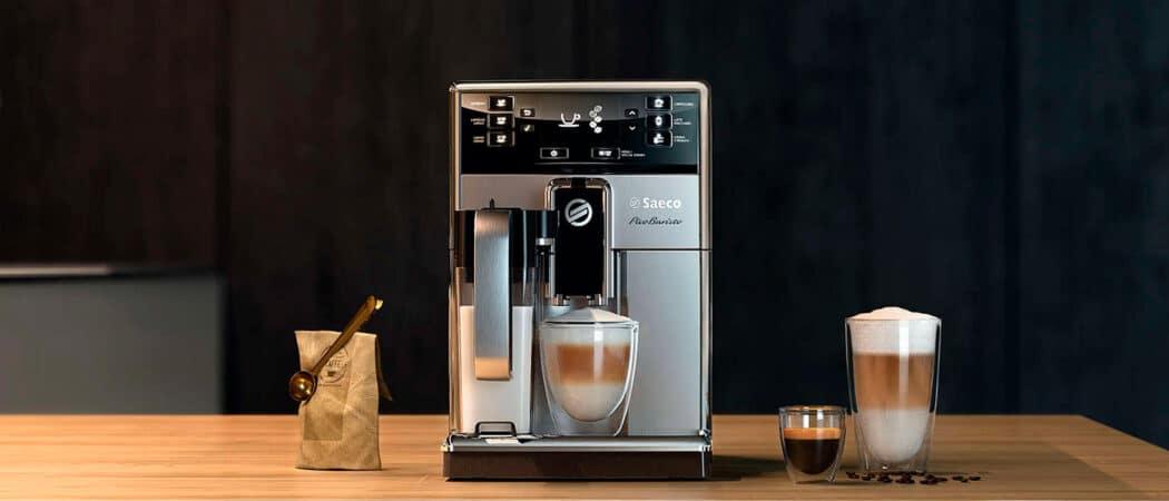 10 лучших автоматических кофемашин Saeco