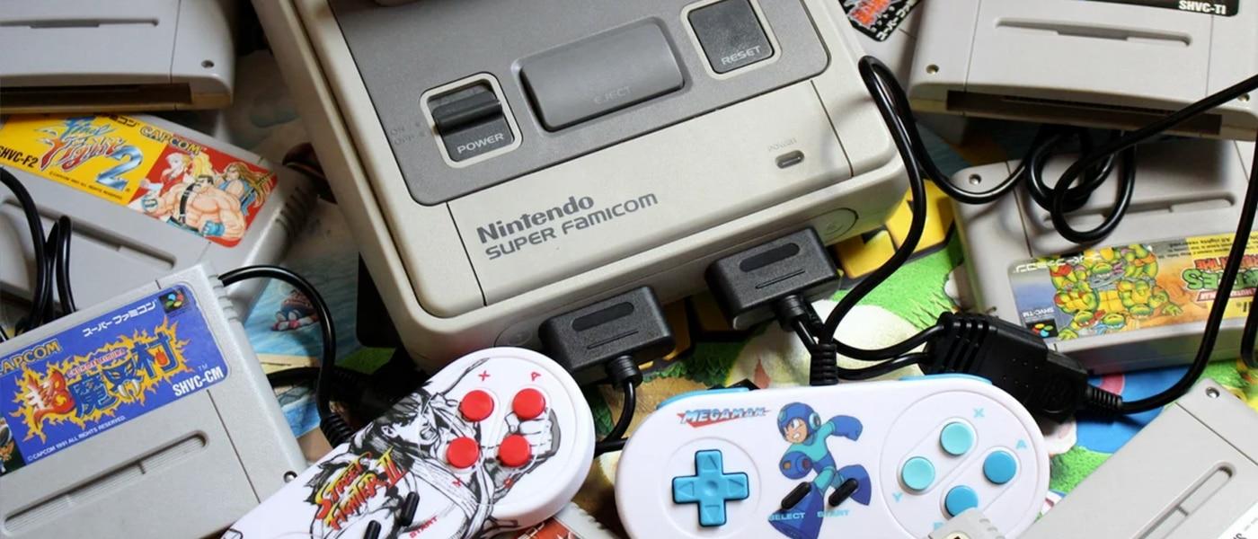 15 лучших игровых ретро консолей