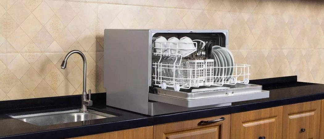 12 лучших настольных посудомоечных машин